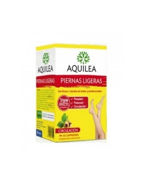 AQUILEA PIERNAS LIGERAS CIRCULACION 60 COMPRIMIDOS