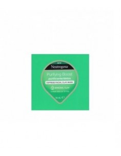 NEUTROGENA PURIFYING BOOST EXPRESS FACIAL CLAY-MASK PURIFICA