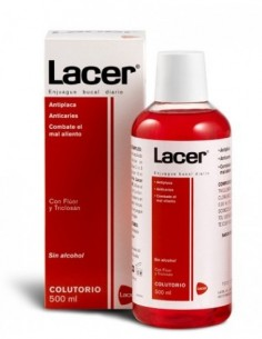 COLUTORIO LACER 500 ML SIN ALCOHOL
