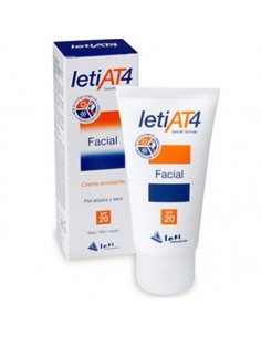 LETI AT-4 CREMA FACIAL SPF 20 50 ML