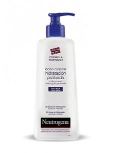 NEUTROGENA F. NORUEGA LOCION CORP. HIDRAT. PROFUNDA 750 ml