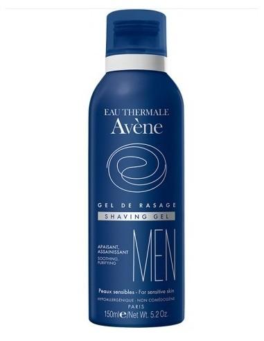 AVENE HOMME GEL DE AFEITAR 150ml