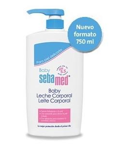 SEBAMED BABY LECHE CORPORAL 750ML