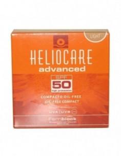 HELIOCARE COMPACTO OIL FREE 50 LIGHT 10gr