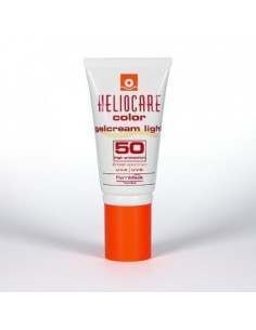 HELIOCARE GELCREMA COLOR LIGHT 50 ML