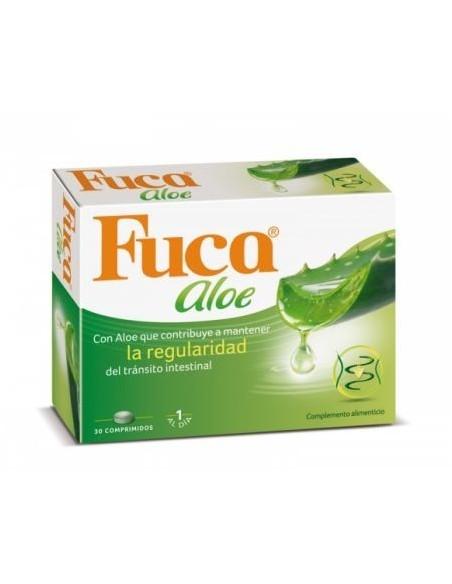 AQUILEA FUCA ALOE 30 COMPRIMIDOS