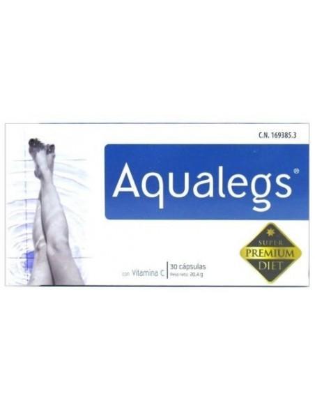 AQUALEGS 30 CAPSULAS