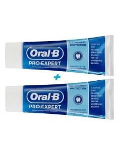 ORAL-B PRO EXPERT DUPLO 2X125ml MENTA FRESCA