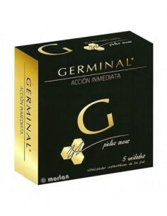 GERMINAL ACCION INMEDIATA PIEL SECA 5 AMPOLLAS 1