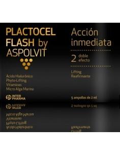 PLACTOCEL FLASH ASPOLVIT 5  AMPOLLAS de 2ml