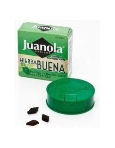 JUANOLA PASTILLAS HIERBABUENA 5.4GR