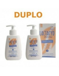 DUPLO LACTACYD GEL INTIMO 2 X 200ML