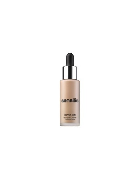SENSILIS MK BASE VELVET SKIN 04 NOISETTE 30ml