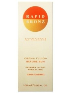 RAPID BRONZ VITAL PLUS 100ML