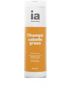 INTERAPOTHEK CHAMPU C GRASO 400 ML