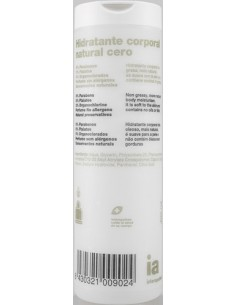 INTERAPOTHEK HIDRATANTE NATURAL CERO 400ml