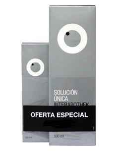 INTERAPOTHEK PACK SOLUCION UNICA 500ml + 100ml