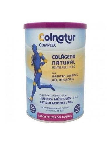 COLNATUR COMPLEX FRUTAS BOSQUE 345gr COLAGENO
