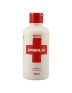 HERIDINE ALCOHOL 96 º 250 ML