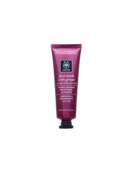 APIVITA FACE MASK GRAPE