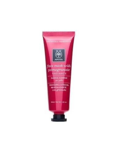 APIVITA FACE MASK POMEGRANATE