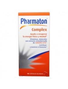 PHARMATON COMPLEX CAPSULAS  90 CAPS.