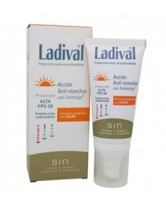 LADIVAL ANTIMANCHAS COLOR FPS 50+ 50 ml