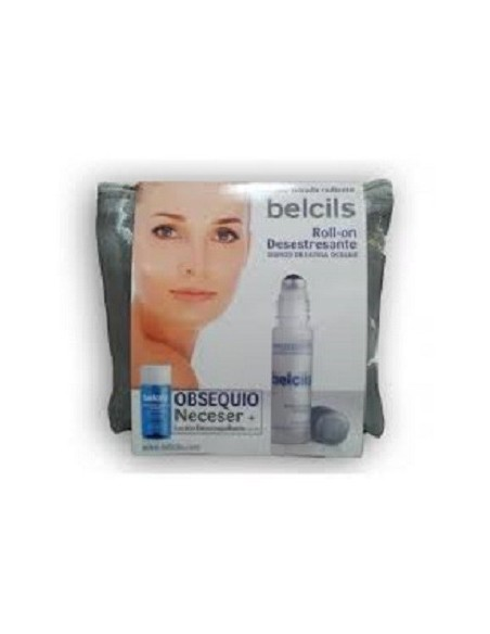 BELCILS ROLL-ON DESESTRESANTE + NECESER DE REGALO