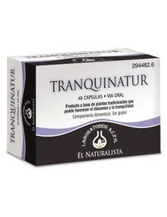 TRANQUINATUR  EL NATURALISTA 48 CAPSULAS