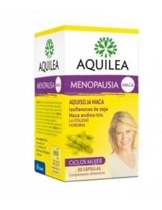 AQUISOJA MACA 60 CAPSULAS
