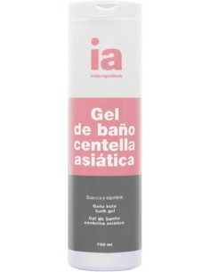INTERAPOTHEK GEL DE BAÑO REAFIRMANTE 750 ML
