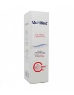 MULTILIND GEL CREMA LIMPIADOR FACIAL 125 ml