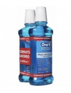 ORAL- B COLUTORIO PRO EXPERT  2x500 ml