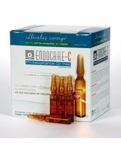 ENDOCARE C  PROTEOGLICANOS OIL FREE 30 AMPOLLAS 2 ml ( NUEVO )