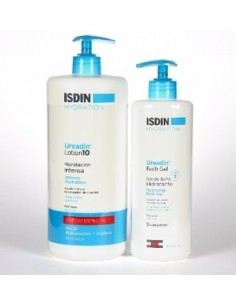 UREADIN PACK LOTION 10 (1000ML) + BATH GEL (400ML)