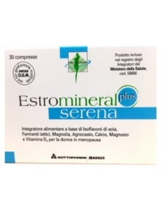 ESTROMINERAL SERENA PLUS 30 COMP