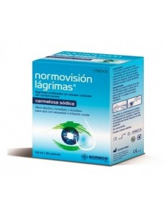 NORMOVISION LAGRIMAS ESTERIL MONODOSIS 0