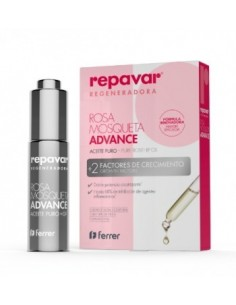 REPAVAR ROSA MOSQUETA ADVANCE 15 ml (novedad)
