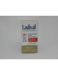 LADIVAL COVER PROTECTOR ANTIMANCHAS FPS 50+STICK 4 ml