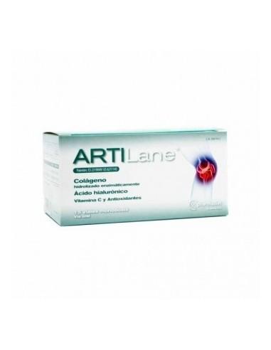 ARTILANE AMPOLLAS MONODOSIS 15 AMP