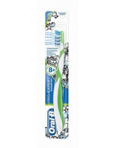 CEPILLO DENTAL INFANTIL ORAL-B PRO-EXPERT CROSS ACTION (+8 a&amp