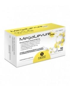MEGALEVURE SALVAT 10 STICKS