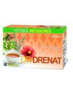 DR-DRENAT FITOSOL INFUSIONES 20 BOLSITAS FILTRO
