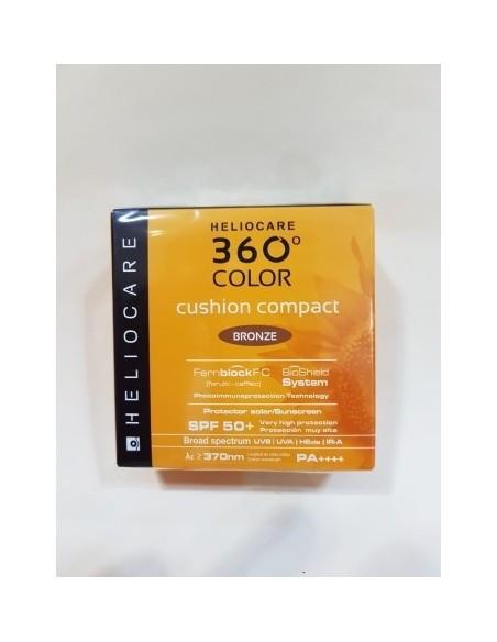 HELIOCARE 360º CUSHION COMPACT BRONZE 15gr