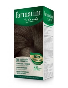 FARMATINT 135 ML CASTAÑO CLARO