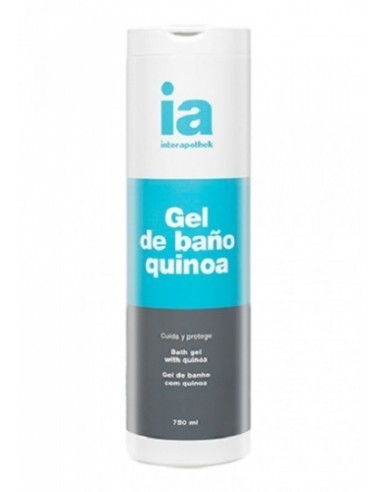 INTERAPOTHEK GEL DE BAÑO QUINOA 750ml