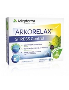 ARKORELAX ESTRES CONTROL 30 COMPRIMIDOS
