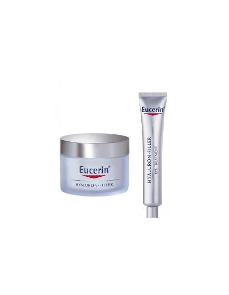 PACK HYALURON-FILLER PIELES SECAS 50 ml +REGALO