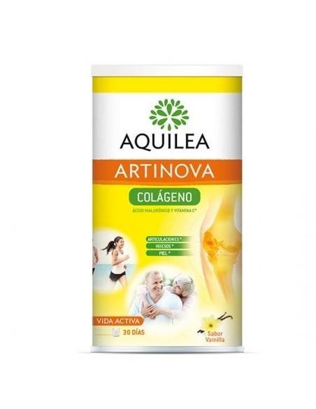 AQUILEA ARTINOVA COLAGENO  375GR SABOR VAINILLA