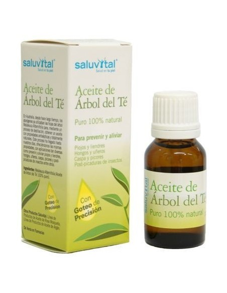 SALUVITAL ACEITE DE ARBOL DE TE 16 ML
